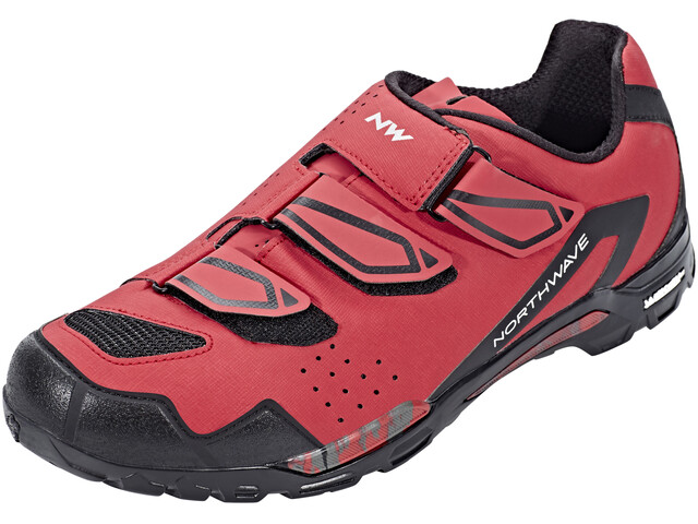 Northwave Outcross 3V - Chaussures Homme - rouge/noir